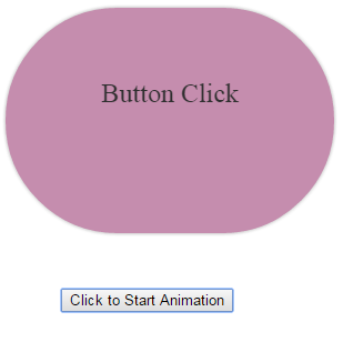 jquery click animation