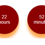 A jQuery / JS countdown plug-in with 4 online demos