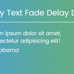 jQuery text loop for blockquote/cite with fade and delay effects