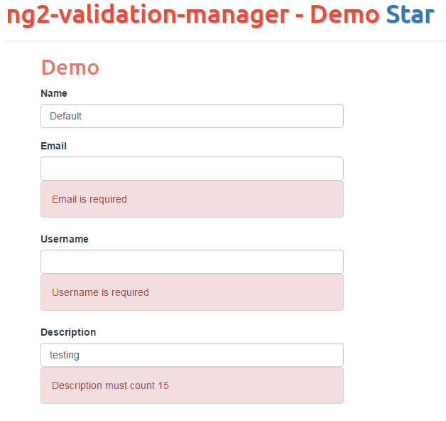 ng2 validation manager