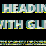 jQuery plug-in for glitch effect