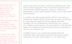 The sticky sidebar based on JavaScript / jQuery