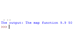 What is Python map function?