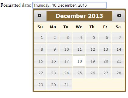 jquery calendar fullday