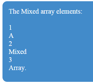 JavaScript Array: Explained with uses in different components