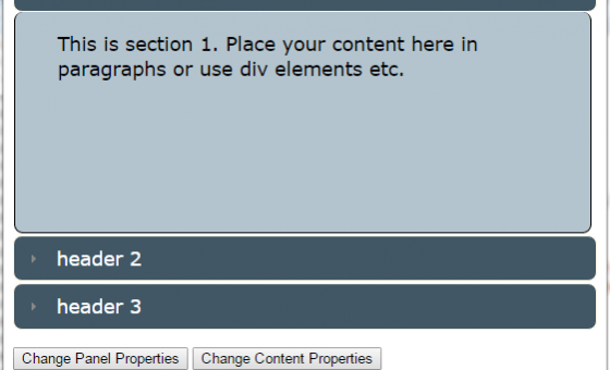 5 demos of jQuery to Add, change, remove CSS for div, menu, table