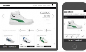 7 Bootstrap ecommerce themes and templates for Free and paid