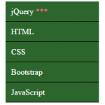 Learn jQuery hover method with CSS effects – 3 demos
