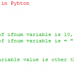 Python if, else and elif statements: Explained with 8 examples