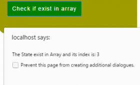 JavaScript indexOf method: Explained with 5 examples to search in arrays