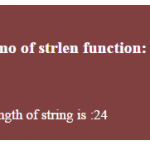 How to use PHP strlen to get the string length with 5 examples