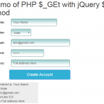 PHP Get: Explained with 3 examples