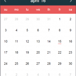 JavaScript date: A pure JS date picker – datepickk with demos
