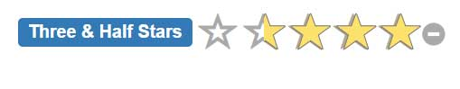A Bootstrap and jQuery based star rating plug-in