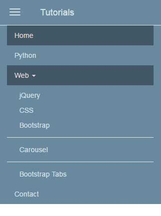 jQuery off canvas menu custom-CSS