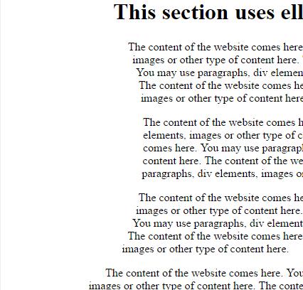 CSS shape image ellipse