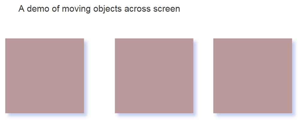 css3 effect across screen