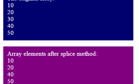 How to remove a specific JavaScript array element? Splice, delete functions