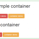 Bootstrap container and container-fluid: what is the difference?