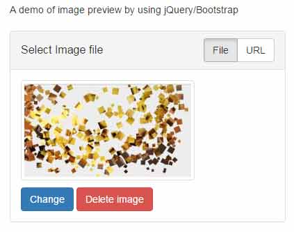 Bootstrap Jquery Image Upload Preview Plug In