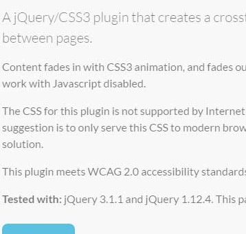 Collection of animation scripts: jQuery, CSS for text and other elements