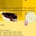 Scale, Skew, Rotate, Translate CSS 3 animations with jQuery