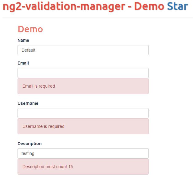 ng2 validation manager