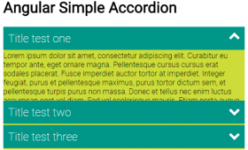 List of 3 AngularJS Accordion directives to use for your Projects