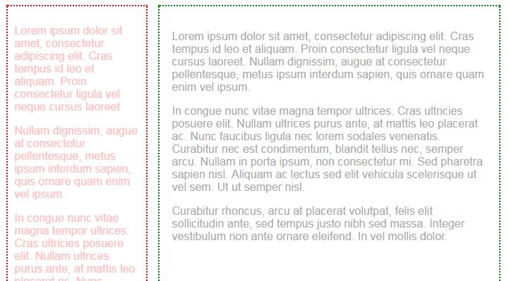 JavaScript sticky sidebar 2