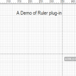 The ruler plug-in for jQuery