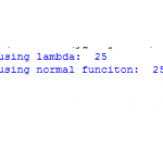 What is Python Lambda function?