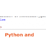 What is 'and' operator in Python?