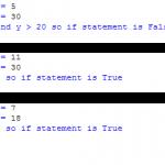 Python or operator