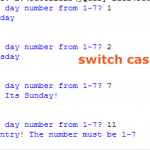 The Python switch case statement?