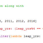 Writing Python comments