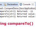 How to compare Java strings?