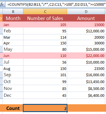 5 Ways to Count in Excel with 17 Formulas (Numbers, Blank, Text etc)