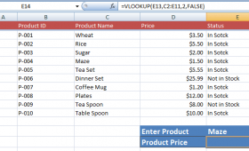 What is Excel VLOOKUP function (for dummies)?