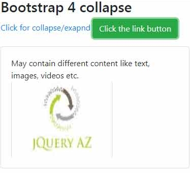 Bootstrap 4 Collapse: Explained with 6 examples