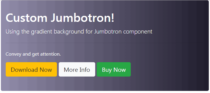 7 Templates Of Bootstrap Jumbotron Component