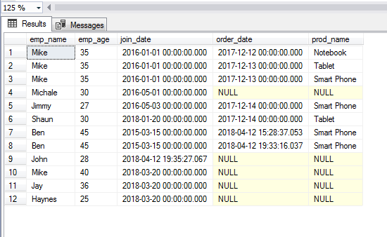 SQL LEFT_JOIN multiple