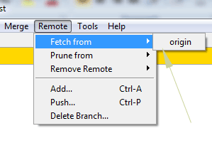 How to pull Git remote branch? [3 Examples of command/GUI]