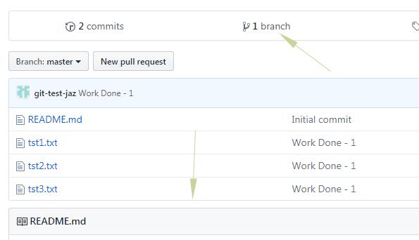 Git push command