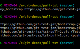 Adding a remote repository in Git?
