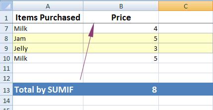 Excel freeze demo