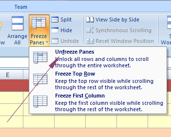 Learn How to Freeze/Lock Panes in Excel (top row, rows, column)