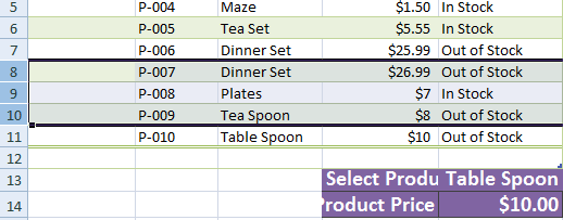 Excel insert multiple rows